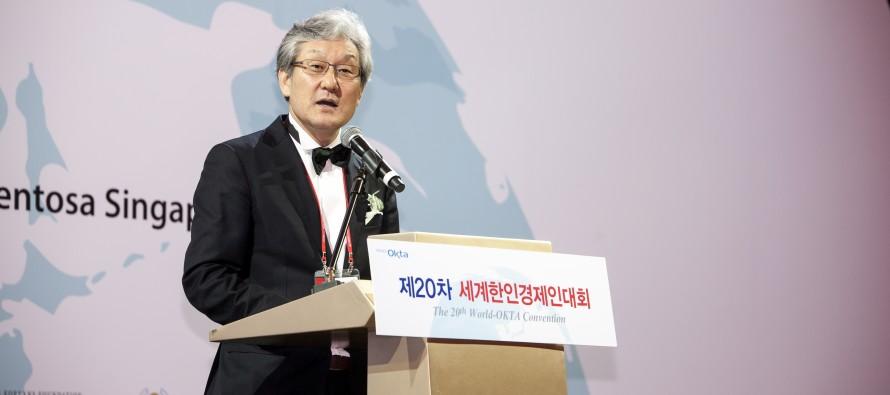 인물포커스/박기출 월드옥타 회장