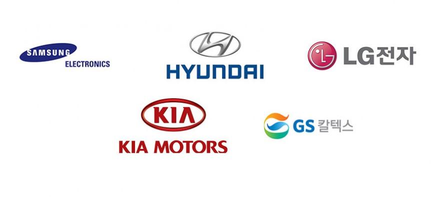 브랜드/ 국내 대표기업 브랜드 가치