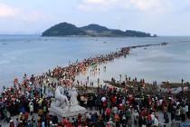 축제/진도 신비의 바닷길 축제