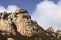 ■이달의 포토/월출산 큰바위얼굴  … 세계 최대의 영암 월출산 '큰바위 얼굴'  '빛과 생명, 사랑과 평화'의 메시지 담겨있어